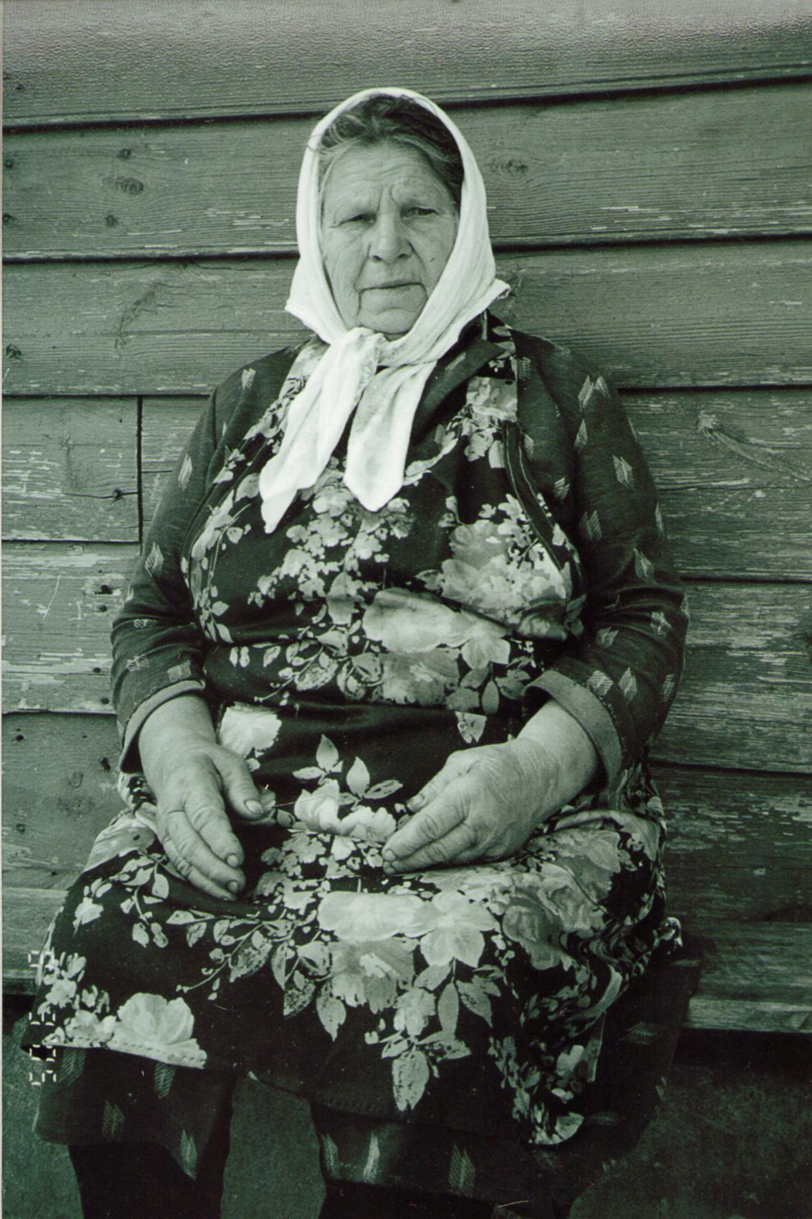 Стараверка-беспапоўка, вёска Булавішкі, Браслаўскі раён, 2007
